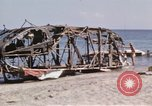 Image of wrecked plane Sicily Italy, 1943, second 18 stock footage video 65675061148