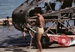 Image of wrecked plane Sicily Italy, 1943, second 23 stock footage video 65675061148