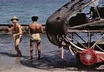 Image of wrecked plane Sicily Italy, 1943, second 29 stock footage video 65675061148