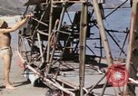 Image of wrecked plane Sicily Italy, 1943, second 31 stock footage video 65675061148