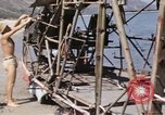 Image of wrecked plane Sicily Italy, 1943, second 32 stock footage video 65675061148