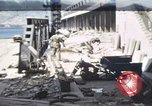 Image of Bomb-damaged seaport Messina Sicily Italy, 1943, second 1 stock footage video 65675061155