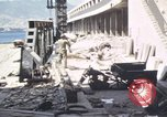 Image of Bomb-damaged seaport Messina Sicily Italy, 1943, second 7 stock footage video 65675061155