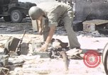 Image of Bomb-damaged seaport Messina Sicily Italy, 1943, second 34 stock footage video 65675061155