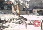 Image of Bomb-damaged seaport Messina Sicily Italy, 1943, second 39 stock footage video 65675061155