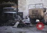 Image of Bomb-damaged seaport Messina Sicily Italy, 1943, second 44 stock footage video 65675061155