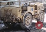 Image of Bomb-damaged seaport Messina Sicily Italy, 1943, second 54 stock footage video 65675061155