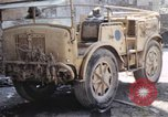 Image of Bomb-damaged seaport Messina Sicily Italy, 1943, second 55 stock footage video 65675061155