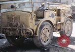Image of Bomb-damaged seaport Messina Sicily Italy, 1943, second 57 stock footage video 65675061155