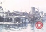 Image of wrecked ships Sicily Italy, 1943, second 1 stock footage video 65675061156