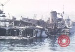 Image of wrecked ships Sicily Italy, 1943, second 6 stock footage video 65675061156