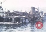 Image of wrecked ships Sicily Italy, 1943, second 7 stock footage video 65675061156