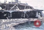 Image of wrecked ships Sicily Italy, 1943, second 15 stock footage video 65675061156