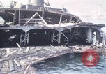 Image of wrecked ships Sicily Italy, 1943, second 16 stock footage video 65675061156