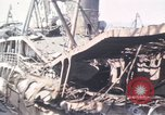 Image of wrecked ships Sicily Italy, 1943, second 17 stock footage video 65675061156