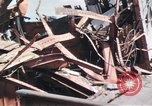 Image of wrecked ships Sicily Italy, 1943, second 43 stock footage video 65675061156
