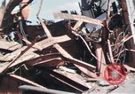 Image of wrecked ships Sicily Italy, 1943, second 44 stock footage video 65675061156