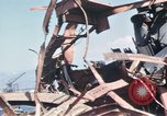 Image of wrecked ships Sicily Italy, 1943, second 48 stock footage video 65675061156