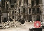Image of damaged buildings Sicily Italy, 1943, second 31 stock footage video 65675061160