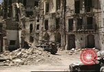 Image of damaged buildings Sicily Italy, 1943, second 32 stock footage video 65675061160