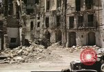 Image of damaged buildings Sicily Italy, 1943, second 35 stock footage video 65675061160