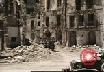 Image of damaged buildings Sicily Italy, 1943, second 37 stock footage video 65675061160
