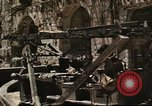Image of damaged buildings Sicily Italy, 1943, second 40 stock footage video 65675061160