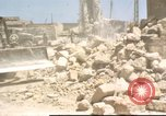 Image of damaged buildings Sicily Italy, 1943, second 48 stock footage video 65675061160
