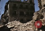 Image of damaged buildings Sicily Italy, 1943, second 55 stock footage video 65675061160