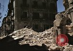 Image of damaged buildings Sicily Italy, 1943, second 56 stock footage video 65675061160
