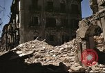 Image of damaged buildings Sicily Italy, 1943, second 57 stock footage video 65675061160