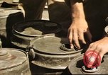Image of airmen Sicily Italy, 1943, second 28 stock footage video 65675061164