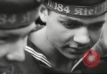 Image of Hitler Youth Berlin Germany, 1944, second 55 stock footage video 65675061170