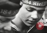 Image of Hitler Youth Berlin Germany, 1944, second 57 stock footage video 65675061170