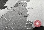 Image of scattered Allied equipment Netherlands, 1944, second 3 stock footage video 65675061173