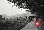 Image of scattered Allied equipment Netherlands, 1944, second 20 stock footage video 65675061173