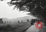 Image of scattered Allied equipment Netherlands, 1944, second 21 stock footage video 65675061173