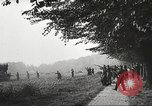 Image of scattered Allied equipment Netherlands, 1944, second 22 stock footage video 65675061173