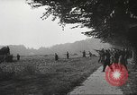 Image of scattered Allied equipment Netherlands, 1944, second 29 stock footage video 65675061173