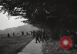 Image of scattered Allied equipment Netherlands, 1944, second 31 stock footage video 65675061173
