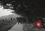Image of scattered Allied equipment Netherlands, 1944, second 32 stock footage video 65675061173