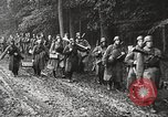 Image of Allied prisoners of war Netherlands, 1944, second 32 stock footage video 65675061174