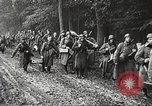 Image of Allied prisoners of war Netherlands, 1944, second 33 stock footage video 65675061174