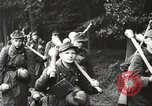 Image of Allied prisoners of war Netherlands, 1944, second 34 stock footage video 65675061174