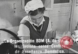 Image of Hitler Madchen Germany, 1944, second 29 stock footage video 65675061189
