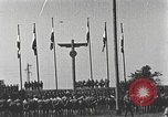 Image of Hitler Youth camp Offenburg Germany, 1942, second 17 stock footage video 65675061197