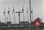 Image of Hitler Youth camp Offenburg Germany, 1942, second 19 stock footage video 65675061197