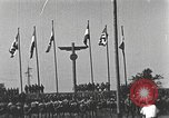 Image of Hitler Youth camp Offenburg Germany, 1942, second 25 stock footage video 65675061197
