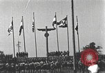 Image of Hitler Youth camp Offenburg Germany, 1942, second 26 stock footage video 65675061197