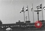 Image of Hitler Youth camp Offenburg Germany, 1942, second 31 stock footage video 65675061197